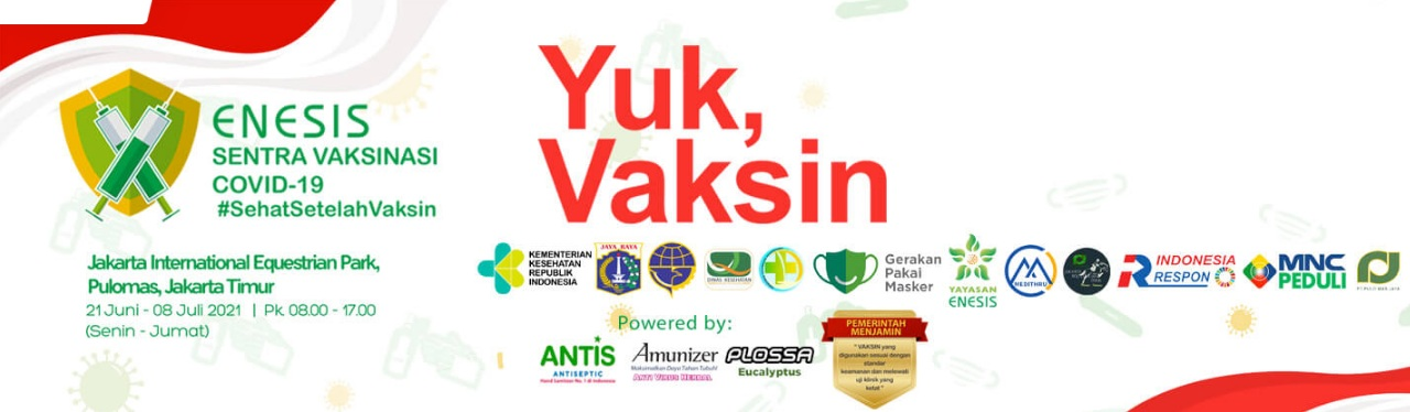 Catat! Ini Lokasi Vaksin Gratis di Jakarta