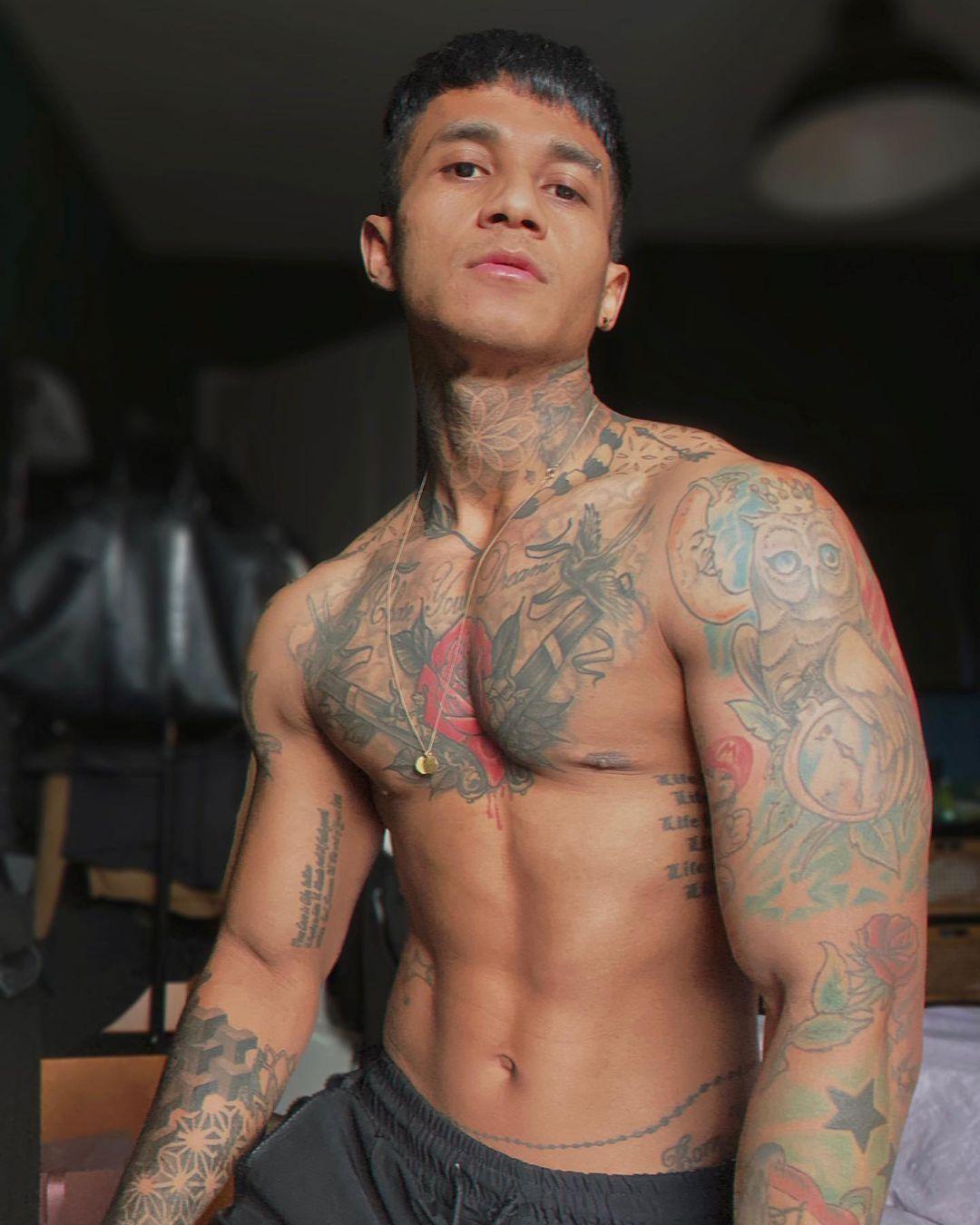 7 Fakta Fabio Toba, Bintang Porno asal Indonesia