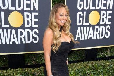Potret Diva Seksi Mariah Carey, Gaya Masih Eksis