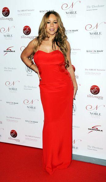 Potret Diva Seksi Mariah Carey, Gayanya Masih Eksis!