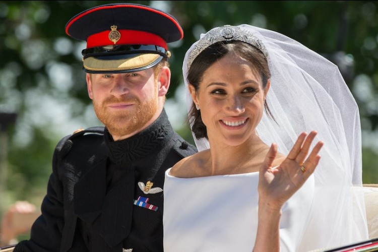 Deretan Fakta Unik Seputar Fashion di Royal Wedding