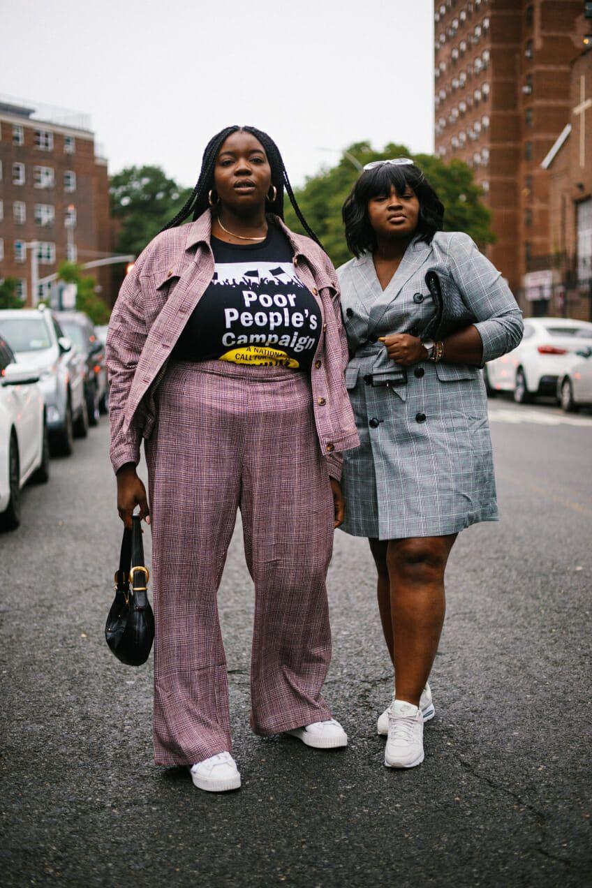 Inspirasi Padu-padan Outfit untuk Perempuan Berbadan Plus Size