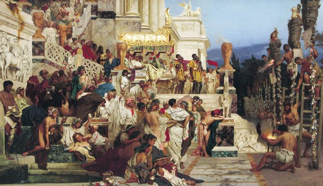 5 Festival Paling Gila dalam Sejarah Peradaban Manusia