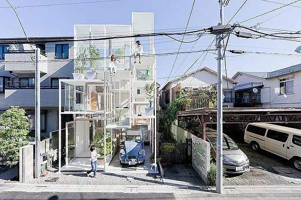 Eksentrik, Ini 8 Rumah dengan Desain Aneh di Dunia