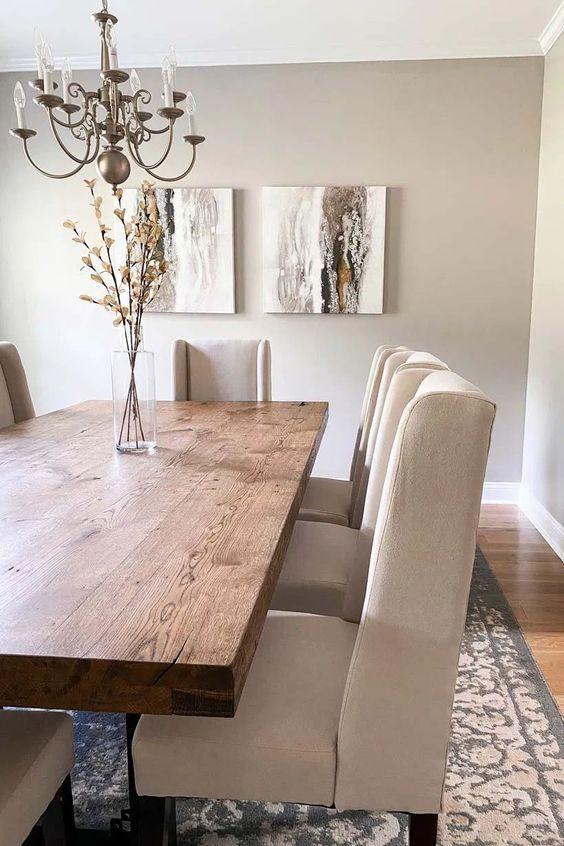 8 Cara Membuat Tampilan Ruang Makan Lebih Modern