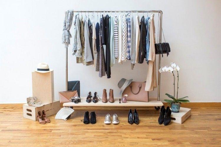 Cara Membuat Capsule Wardrobe untuk Pemula, Mudah Dicoba!