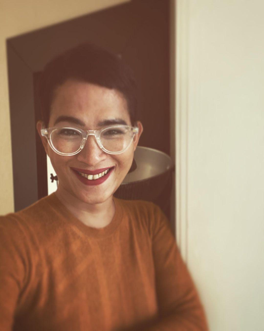 Oscar Lawalata Pilih Nama Baru, Ini Profil  Asha Smara Darra