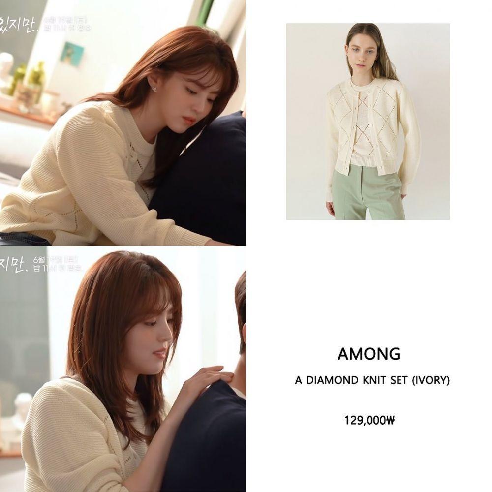 Harga Pakaian Han So Hee di Drama KoreaNevertheless, Serba 'Mahal'