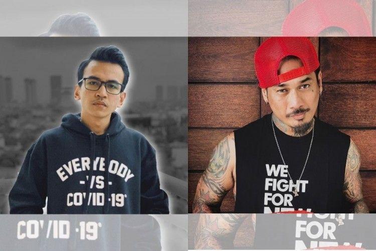 Dituduh Hilangkan Akun Instagram, Adam Deni Akan Laporkan Jerinx SID