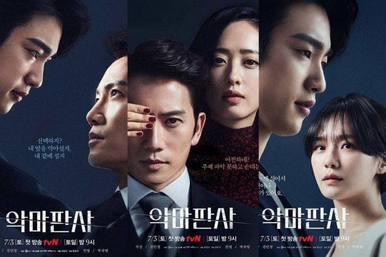 Berlatar Distopia Korea, Ini 7 Fakta Menarik KDrama 'The Devil Judge'