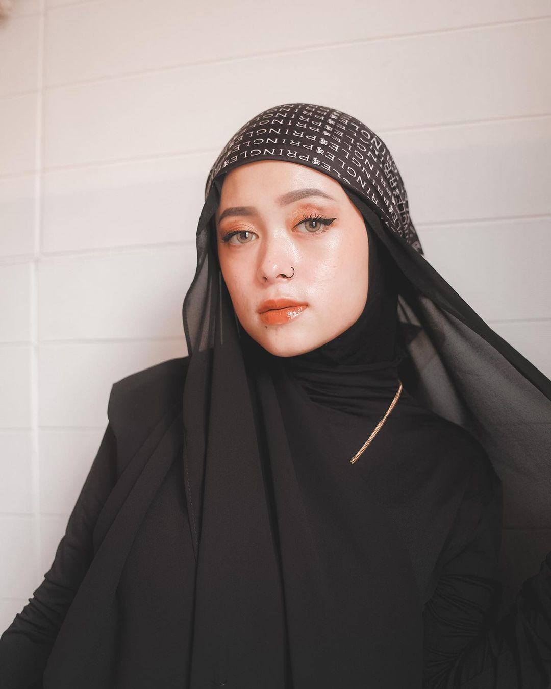 7 Ide Aksesori Hijab a La Selebgram Indonesia