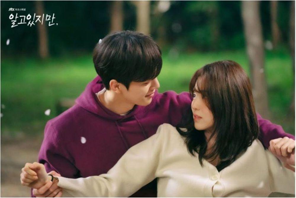 Intim di Nevertheless, Song Kang & Han So Hee Diisukan Pacaran