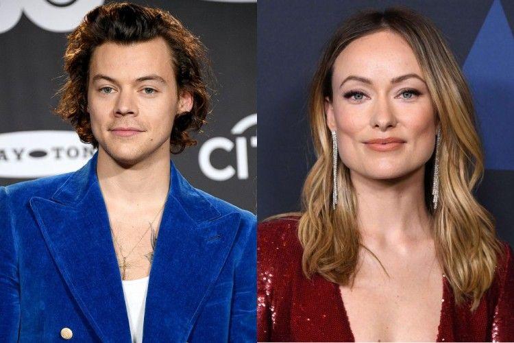 5 Potret Mesra Harry Styles & Olivia Wilde, Ciuman di Atas Kapal!