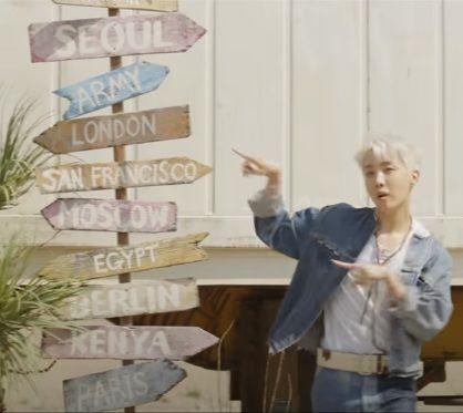 """10 Pesan Tersembunyi di Teaser Video Musik BTS """"Permission To Dance"""""""