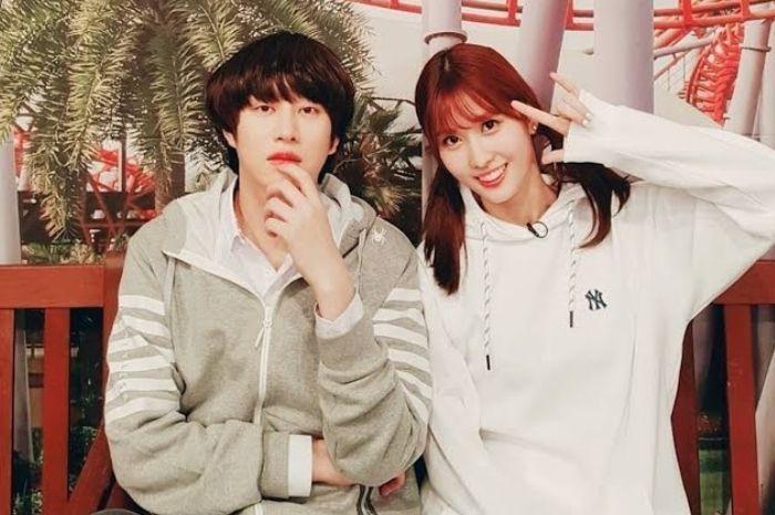 Dikabarkan Putus, Ini 5 Fakta Hubungan Heechul 'Suju' dan Momo 'Twice'