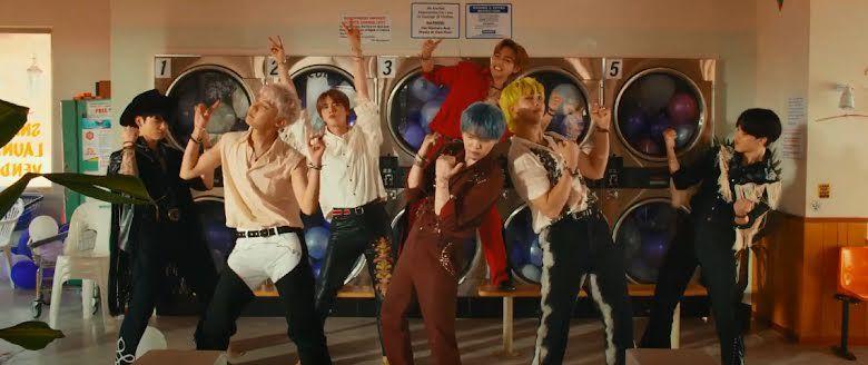 Baru Rilis, Ini 7 Fakta Tentang MV BTS Terbaru, 'Permission to Dance'