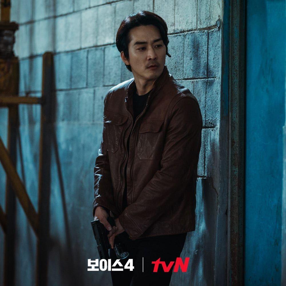 Pengakuan Jujur Song Seung-heon Soal Peran Detektif di 'Voice 4'
