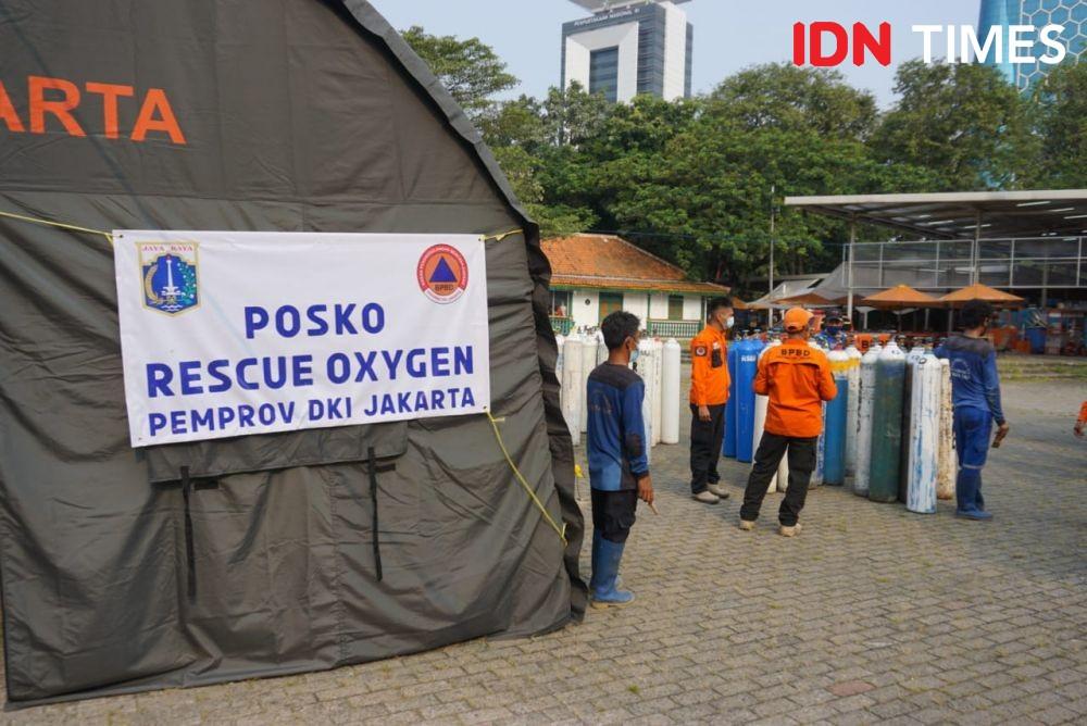 Indonesia PASTI BISA dari East Ventures Dukung Pengadaan Oksigen