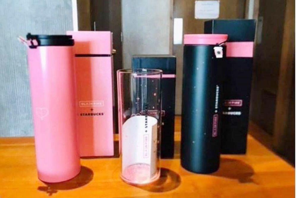 Menggemaskan! Starbucks Luncurkan Kolaborasi Bareng BLACKPINK