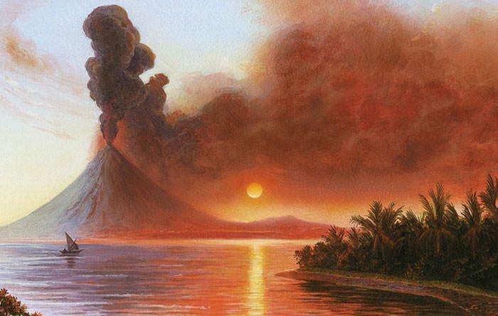 5 Fenomena Alam Mengerikan yang Sempat Nyaris Memusnahkan Dunia