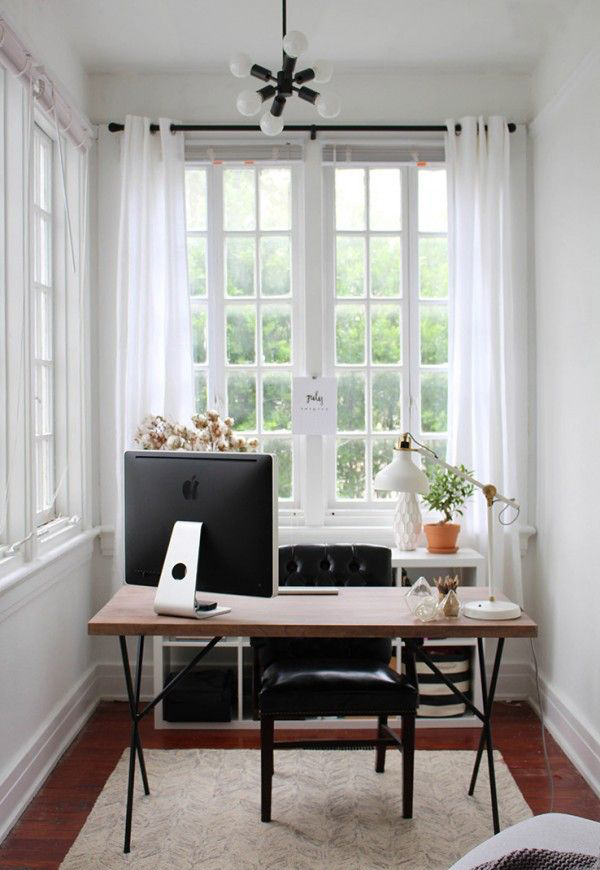 7 Ide Desain Ruang Kerja di Rumah, dari Ahli Feng Shui