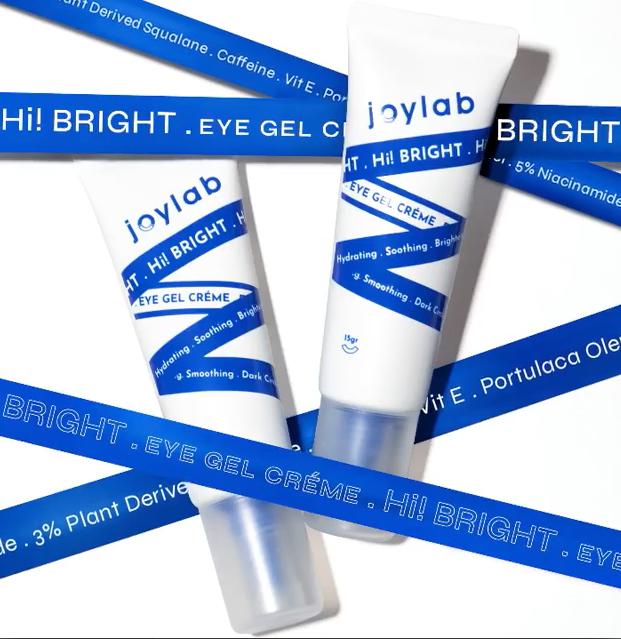 Review: Joylab Hi! Bright Eye Gel Creme, Solusi untuk Mata Panda