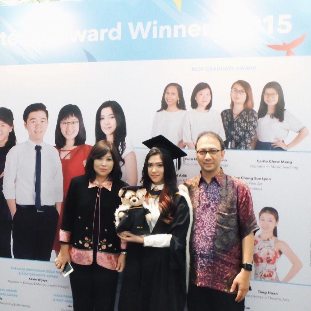 Berprestasi, ini 10 Seleb Indonesia Lulusan Universitas Luar Negeri