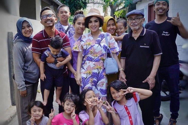 Kabar Duka, Ayah Yuni Shara dan Krisdayanti Meninggal di Bali
