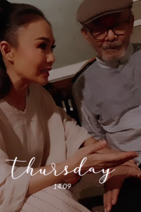 7 Potret Kenangan Yuni Shara dan Sang Ayah Semasa Hidupnya