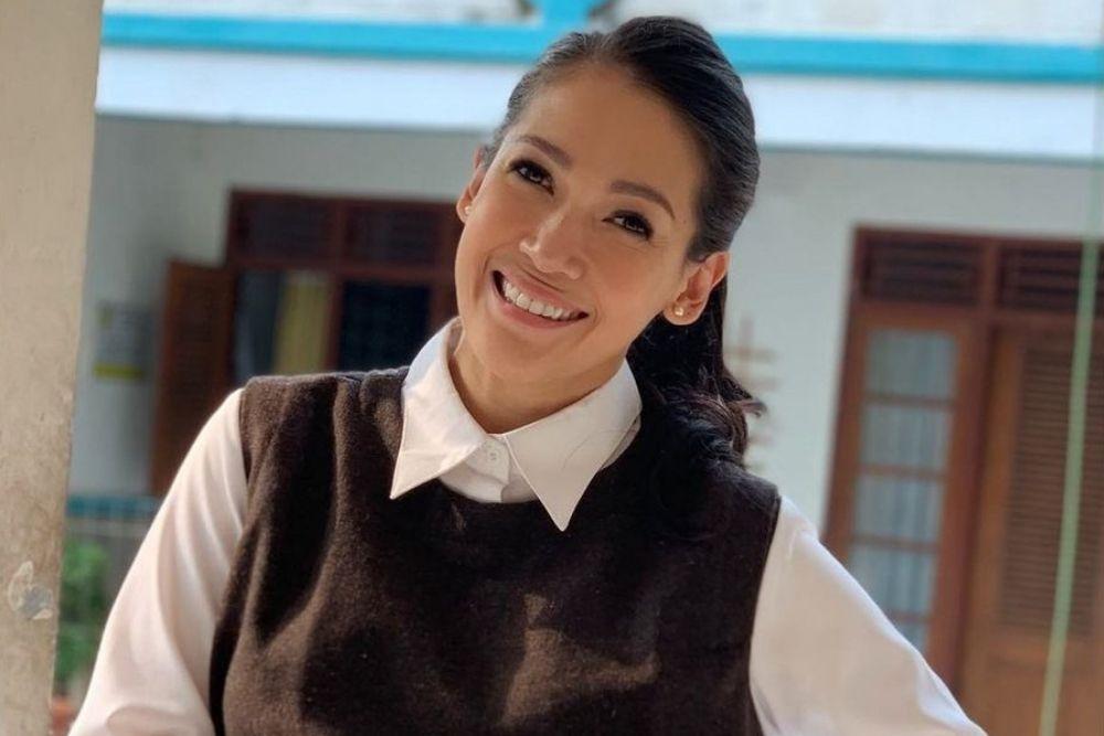 7 Potret Mieka Amalia, Istri Tora Sudiro yang Makin Hits