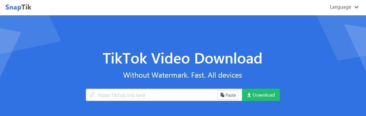 Cara Download Video Tiktok Tanpa Watermark Di HP, Laptop dan PC