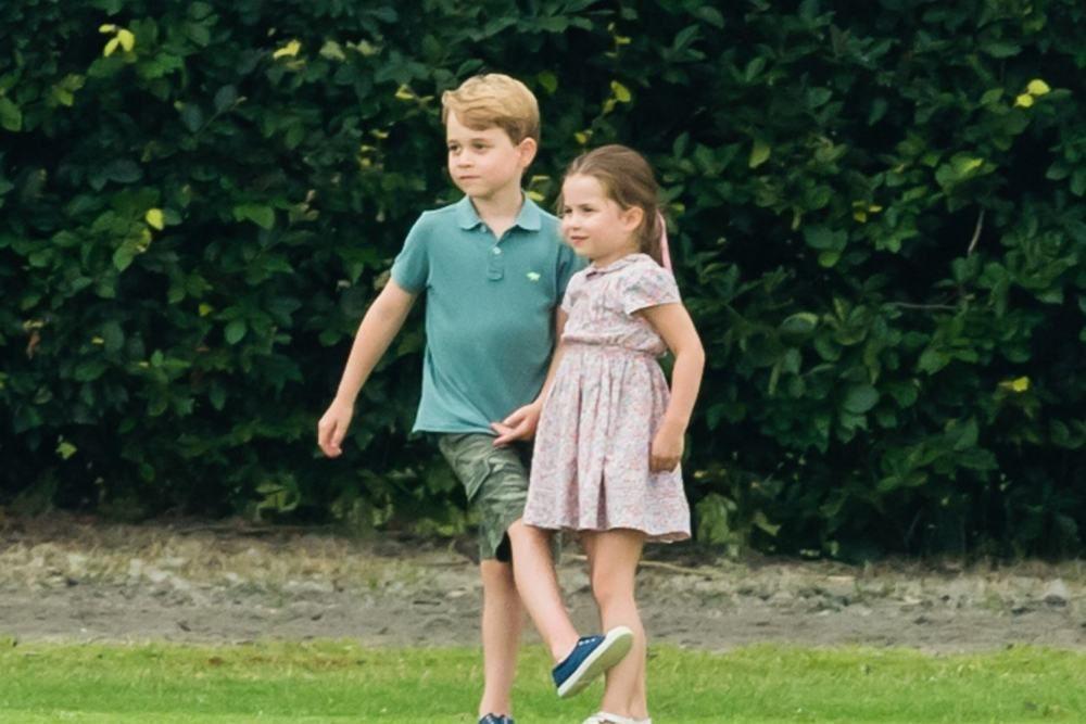 Ulang Tahun, Ini 7 Potret Harmonis Pangeran George dan Adik-adiknya
