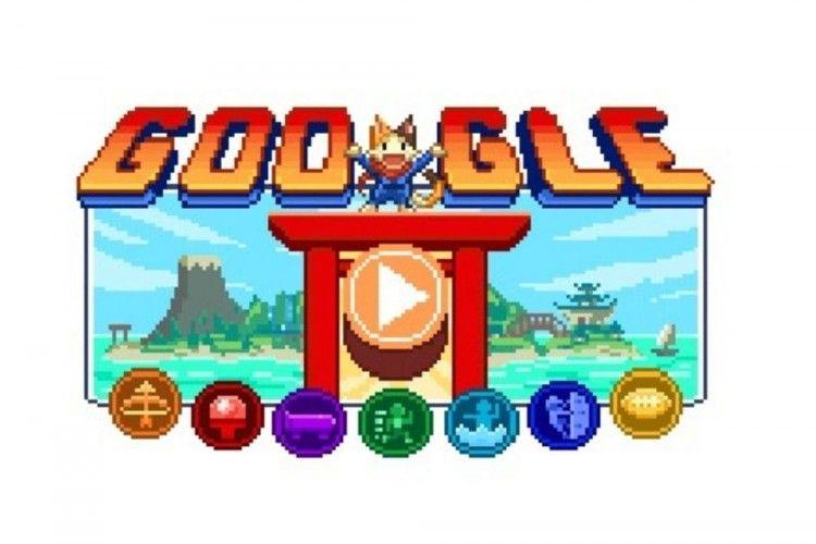 Ramaikan Olimpiade Tokyo, Ada 7 Games Seru Di Google Doodle Hari Ini