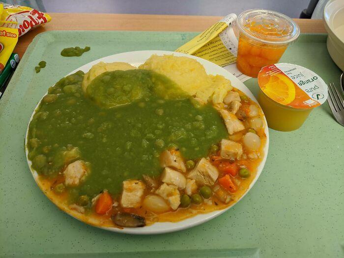Bikin Ngakak, Makanan Rumah Sakit ini Zonk Banget!