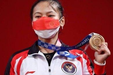 Bikin Bangga Ini Daftar Atlet Bawa Pulang Medali Olimpiade Tokyo