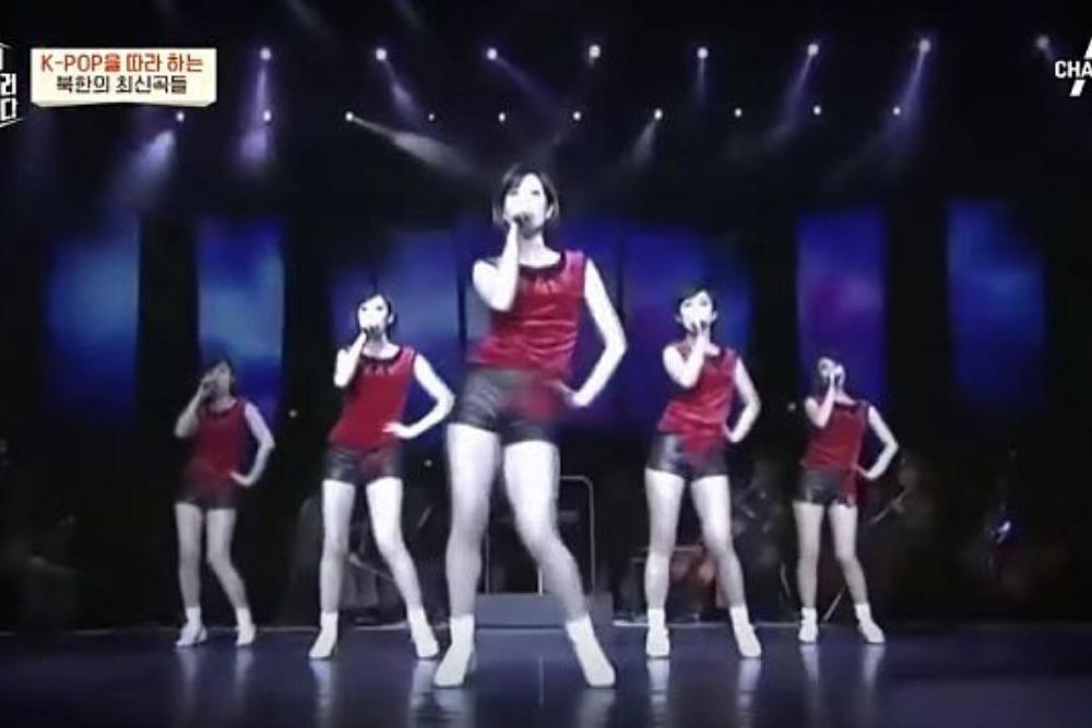 Tak Kalah dari Korea Selatan, Korea Utara Bentuk Girl Group Mirip SNSD