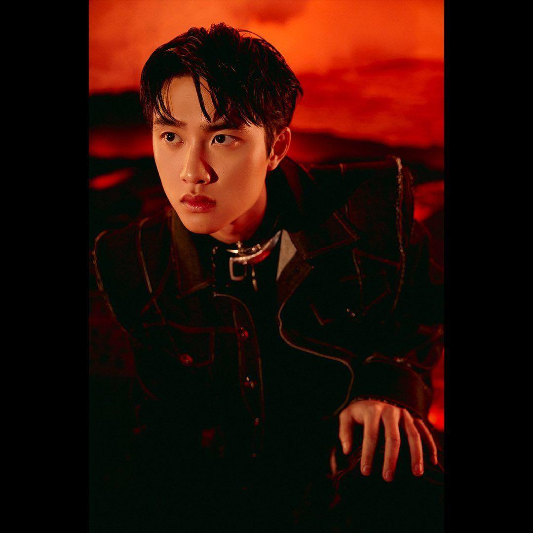 Gaya D.O 'EXO' yang Makin Memikat di Single Terbaru