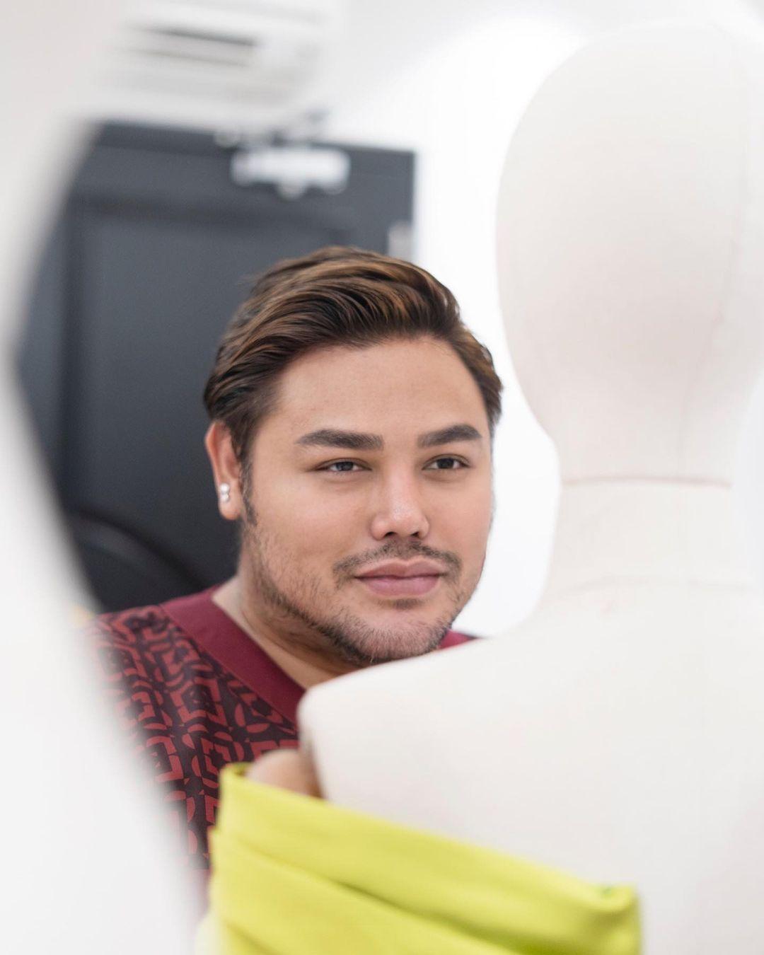 Potret Ivan Gunawan di Instagram, Mengaku Lakukan Operasi Plastik