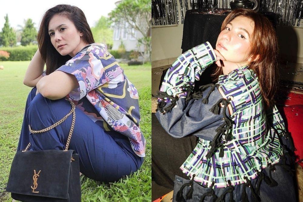 Bak Adik Kakak, Adu Pesona Wulan Guritno vs Shalom Razade