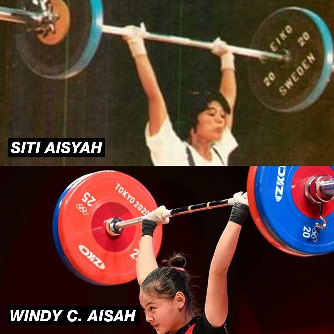 Profil Windy Cantika Aisah, Jadi Atlet Ikuti Jejak Sang Ibu
