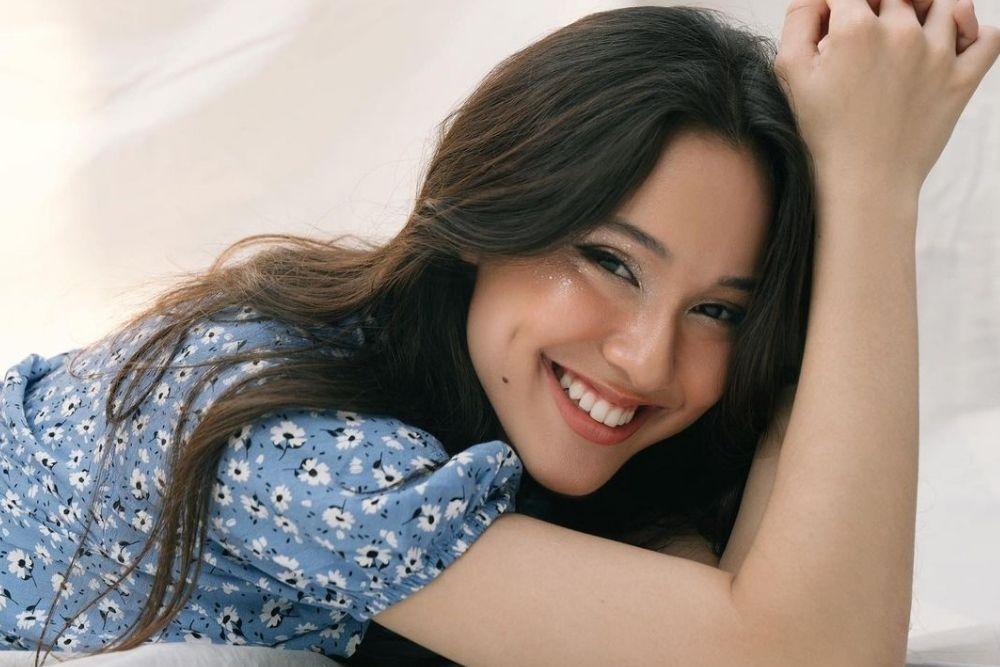 7 Pesona Yasmin Napper, Pemeran Maudy di Sinetron 'Love Story'