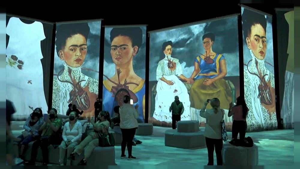 10 Foto Pameran Instalasi Frida Kahlo Ini Akan Membuatmu Terpana