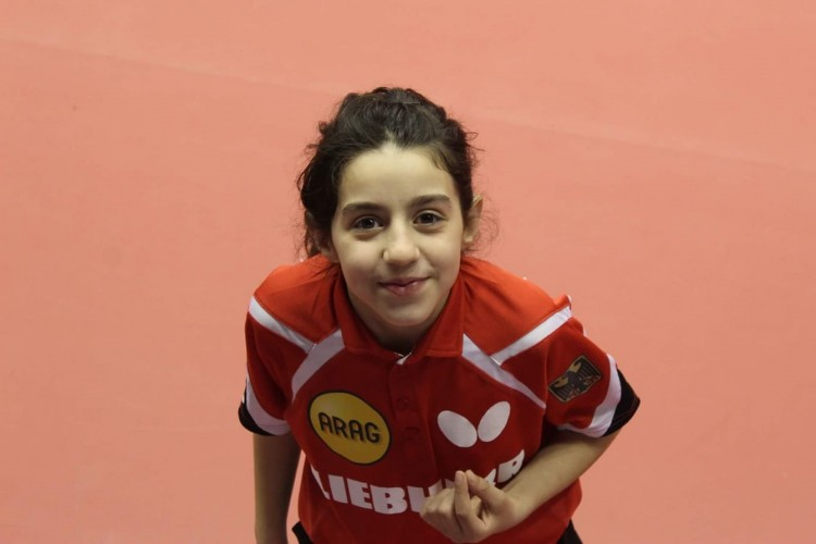 Intip Potret Hend Zaza, Atlet Termuda di Olimpiade Tokyo 2020