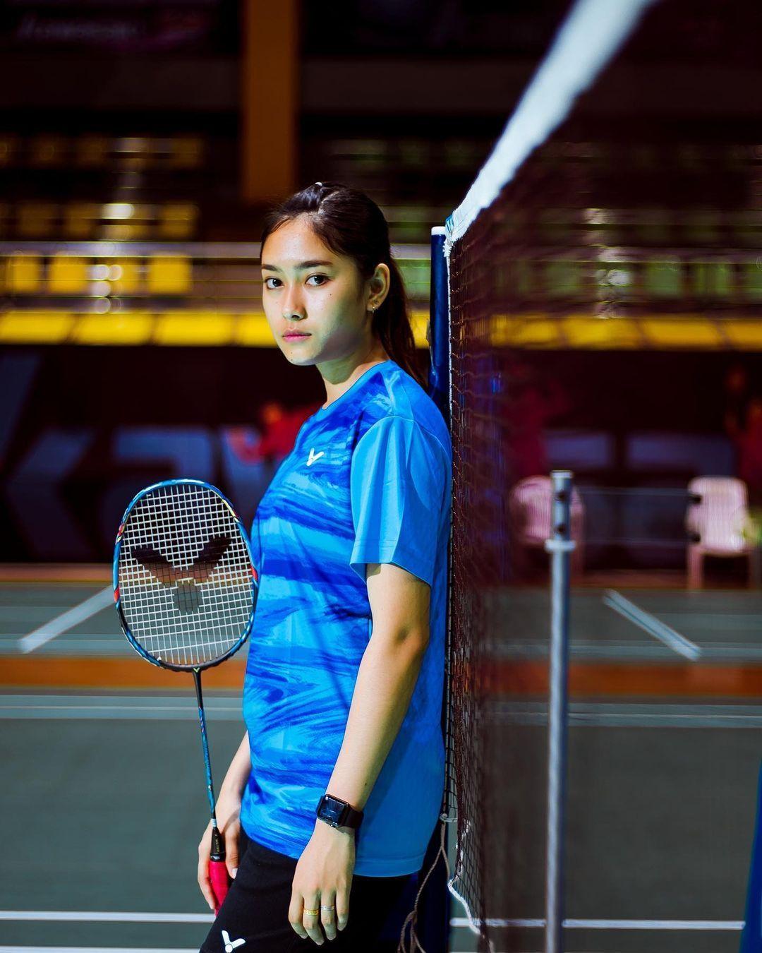 GayaThet Htar Thuzar, Atlet Bulu Tangkis Myanmar yang Bikin Salfok
