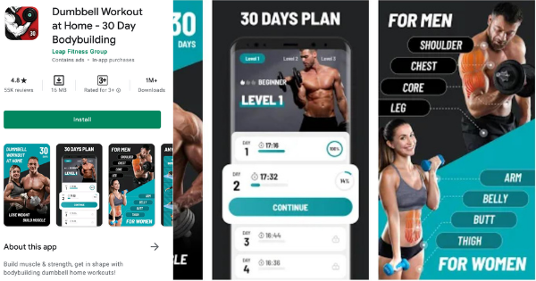 Deretan Aplikasi Olahraga yang Bakal Bantu Kamu Dapatkan Body Goals