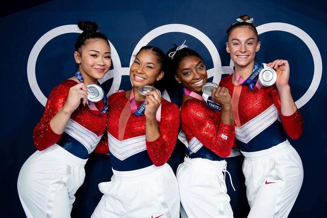 Mundur dari Olimpiade Tokyo 2020, Begini Gaya AsliSimone Biles