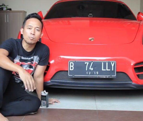 Punya Hobi Mahal, ini 8 Artis Indonesia yang Koleksi Supercar