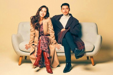 Makin Mesra, Ini Potret Terkini Hyun Bin & Son Ye Jin saat Kencan