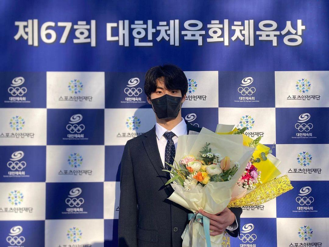 Profil Hwang Sunwoo, Atlet Renang yang Dapat Dukungan Jennie BLACKPINK