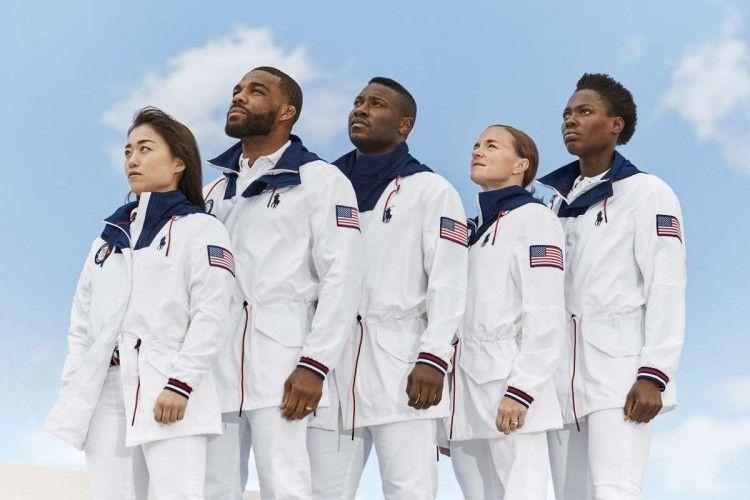 Deretan Negara dengan Seragam Atlet Termodis di Olimpiade Tokyo 2020